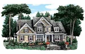 Southern Living Graves Springs Floorplan