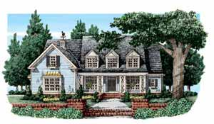 Southern Living McPherson Place Floor Plan
